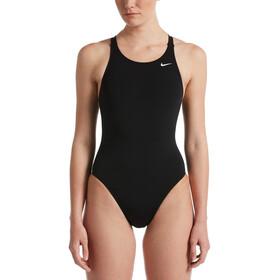 Nike Swim Hydrastrong Solids Fastback One Piece Badpak Dames, zwart